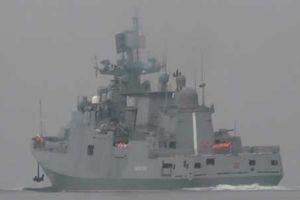 Nga đưa tàu chiến tới Syria chuẩn bị tấn công khủng bố tại 'chảo lửa' Idlib