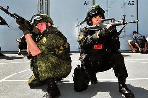 Nga tuyên bố sẽ thường xuyên tập trận với Trung Quốc