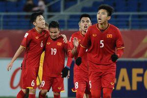 Việt Nam đối đầu Thái Lan ở vòng loại U23 châu Á 2020