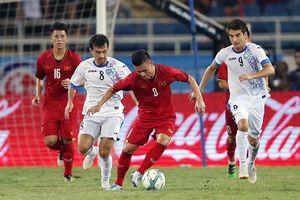 U23 Việt Nam có thể rơi vào bảng rất dễ tại vòng loại U23 châu Á 2020
