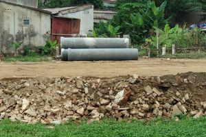 Vụ đường làm bằng rác thải:UBND TP Vinh 'phớt lờ' chỉ đạo Chủ tịch tỉnh?