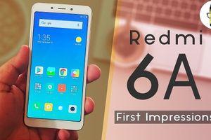 Xiaomi Redmi 6A: nhiều ưu điểm nhưng nhược điểm cũng không kém