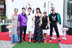 Hà Anh tái xuất làm giám khảo casting Tuần lễ thời trang trẻ em châu Á