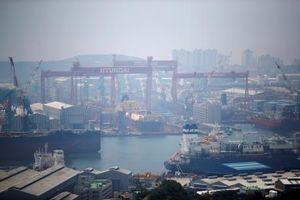 Nhật Bản đề nghị Hàn Quốc tiến hành đối thoại về bảo hộ ngành đóng tàu