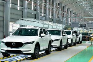 Bảng giá Mazda mới nhất tháng 11/2018: CX-5 thêm màu HOT, không tăng giá