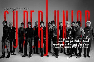 Super Junior: 13 năm và con số 13 vĩnh viễn không trở về!