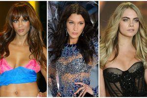 Nhợt nhạt như 'xác sống' là style yêu thích nhất của các thiên thần Victoria's Secret bao năm qua