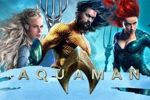 'Aquaman' làm dậy sóng cộng đồng fan với 7 poster mới siêu hoành tráng