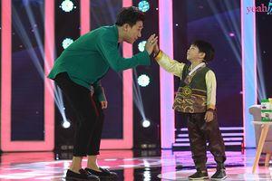 Trấn Thành ngẫu hứng hát tình ca Hàn Quốc 'siêu hay' dành tặng riêng cho hot boy Hàn Quốc 7 tuổi