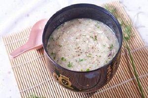 Công thức nấu 2 món ăn từ củ niễng có tác dụng giảm huyết áp hiệu quả