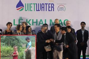Người dân Sơn La sẽ được sử dụng 10.000 lít nước sạch mỗi ngày từ VIETWATER
