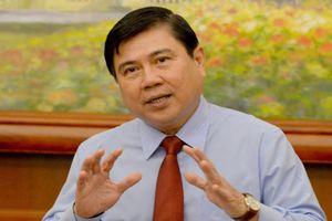 10 vấn đề chủ tịch TP. HCM xin ý kiến người dân Thủ Thiêm