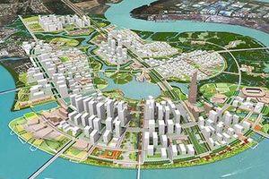 Dự án Khu đô thị mới Thủ Thiêm: Đã tổ chức thi tuyển quốc tế, chọn nhà thiết kế