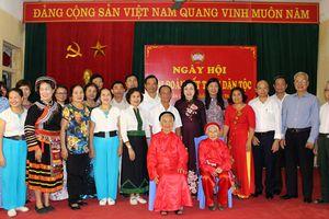 Nhiều hoạt động thiết thực tại Ngày hội Đại đoàn kết toàn dân tộc