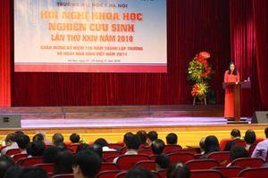 23 đề tài y khoa Việt Nam có hi vọng được xuất bản trên tạp chí y khoa uy tín thế giới