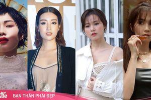 Sở hữu khuôn mặt nữ tính: 4 mỹ nhân này khiến fan la 'oai oái' mỗi khi diện đồ cá tính