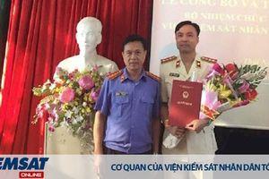 Thái Nguyên: Trao quyết định điều động và bổ nhiệm Viện trưởng VKSND huyện Đồng Hỷ