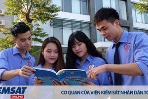 Trường ĐH Kiểm sát Hà Nội: Tổ chức cuộc thi ảnh 'Kiểm sát trong tôi'