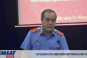 VKSND tỉnh Quảng Ngãi: Đối thoại giữa Ban cán sự Đảng với cán bộ, đảng viên, người lao động hai cấp kiểm sát