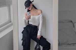 Ngắm gu thời trang cực chất của Hoa hậu Trái đất Phương Khánh