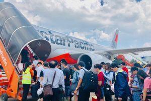 Jetstar hủy chuyến bay, mỗi khách được bồi thường 200.000 đồng