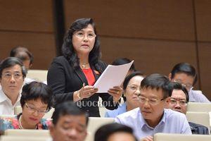 Quốc hội thảo luận toàn thể tại hội trường về Dự án Luật Chăn nuôi