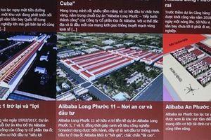 Xung quanh việc kiến nghị cơ quan Công an điều tra Công ty cổ phần Địa ốc Alibaba