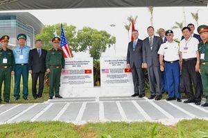 Hoàn thành dự án xử lý dioxin tại sân bay Đà Nẵng