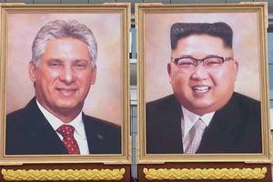 Ẩn ý đằng sau bức chân dung đầu tiên của ông Kim Jong Un