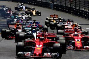 Vingroup chính thức đưa Giải đua xe Công thức 1 - F1 về Hà Nội