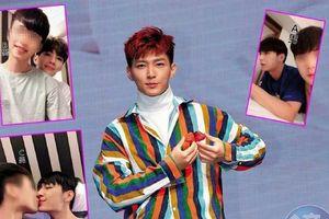 Ca sĩ nổi tiếng Đài Loan lộ loạt ảnh nhạy cảm, bị bạn trai đồng tính tố cáo 'bắt cá 3 tay'