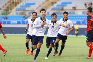 Đánh bại tuyển Việt Nam, tuyển Lào sẽ nhận thưởng hơn nửa tỷ đồng
