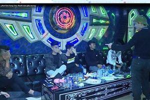 Khởi tố chủ quán karaoke để hàng chục thanh niên phê ma túy nhảy múa điên cuồng