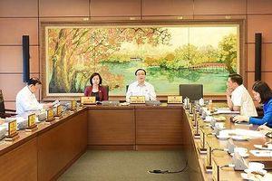 Bí thư Thành ủy Hà Nội Hoàng Trung Hải cho ý kiến về Luật Kiến trúc