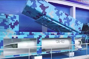 Hé lộ tên lửa đạn đạo chống hạm mới CM-401 của Trung Quốc