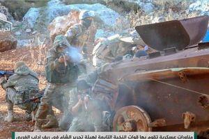 HTS không những không rời vùng đệm mà còn tập trận quân sự ở tây Idlib