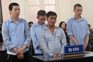 Tuyên phạt tử hình 3/4 đối tượng mua bán ma túy
