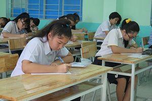 TP Hồ Chí Minh: Học sinh kiểm tra học kỳ từ ngày 10 đến 22/12