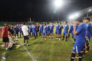 LĐBĐ Lào thưởng kỷ lục nếu đội nhà thắng trận khai mạc