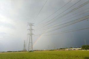Đóng điện đường dây 220kV Long Phú - Sóc Trăng