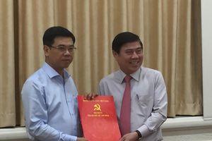 Thành ủy TP.HCM chỉ định nhân sự phó bí thư quận 1 và Hóc Môn