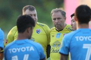 ĐT Thái Lan đau đầu vì có 2 thủ môn xuất sắc dự AFF Cup