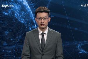 MC ảo dùng AI đầu tiên trên thế giới