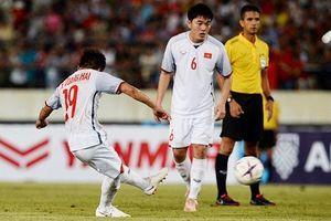 ĐT Lào vs ĐT Việt Nam (0-3): Công Phượng, Quang Hải gây ấn tượng