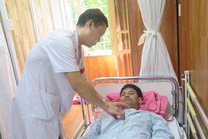 Khoa Phẫu thuật tim mạch và lồng ngực, Bệnh viện đa khoa Xanh Pôn Không để bệnh nhân đau đớn