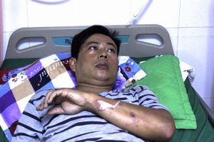 Kịp thời cứu sống bệnh nhân bị điện giật bất tỉnh, ngưng tim