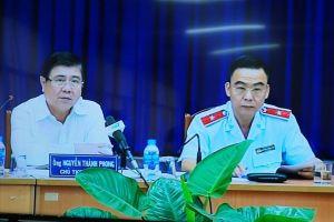 Dân chờ đợi hành động của ông Nguyễn Thành Phong