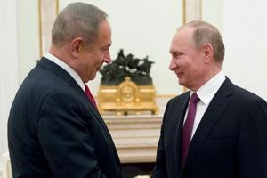 Mỹ thúc Nga cho phép Israel tiếp tục không kích ở Syria