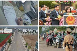 Tin tức Hà Nội 24h: Tàu vận tải 'làm xiếc' trên sông Hồng; luồn lách qua dải phân cách để qua đường