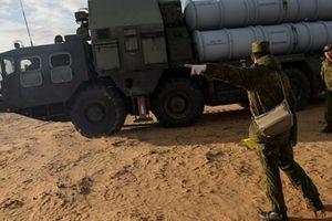 Nga hoàn thành đổi mã, Syria tự vận hành S-300